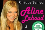 ALINE LAHOUD live at Mon General every Saturday