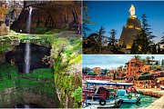 Baatara Waterfall – Byblos – Harissa Tour with Zingy Ride