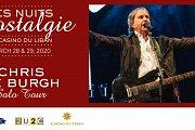 CHRIS DE BURGH at Les Nuits Nostalgie