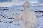 Yogis Snowshoeing St Charbel Faraya with Ziad