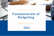 Fundamentals of Budgeting Workshop