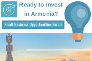Business Opportunities in Armenia Forum