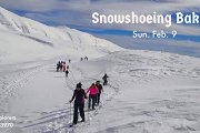 Snowshoeing Bakish - Sannine with Wild Explorers