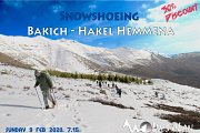 Snowshoeing Bakich - Hakl Hemmena with Wolves Clan