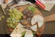 Cheese and Wine Night at Signatures