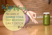 Refresh Your Life With 2 Weeks of Yoga, Detox Juices & Pranayama