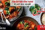 It's Good Food Mood At The Smallville Hotel!