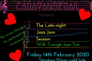 The Valentine's Day Late-night Jazz Jam Session