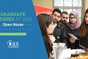 Open House for Graduate Studies at AUB