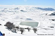 Qaysamani Lake Snowshoeing with Wild Adventures