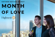 Valentine's Package - Gefinor Rotana Beirut