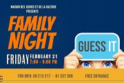 Family Night: Guess It!
