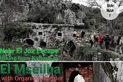 Nahr El Joz Hike : From Kaftoun to El Mseilha & Wine Tour with GREEN STEPS