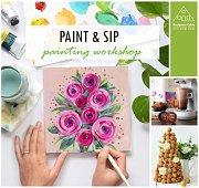 Paint & Sip Workshop!
