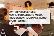 New Approaches to Media, Journalism, and Storytelling Workshop