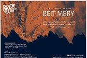 "Rock Climbing Trip to ""Beit Mery"""
