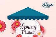 Spring Market at the The Backyard Hazmieh