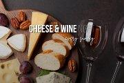 Cheese & Wine Night at BURJ on BAY Hotel