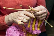 Knitting sessions