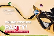 Online Costume Party with Protoast - Toastmasters Club in Lebanon