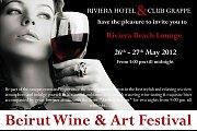 Beirut Wine & Art Festival