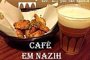 Wings & Beer at Cafe em Nazih