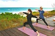 Beach Yoga with Olga