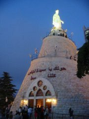 Harissa Night Hike with Adventures in Lebanon