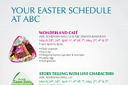 ABC's Easter Activities
