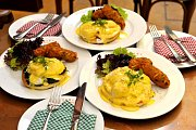 The Big Breakfast Formula - Weekend Brunch at Couqley
