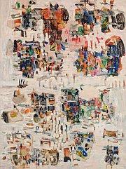 Republicafé - Art Exhibition by Mansour El-Habre