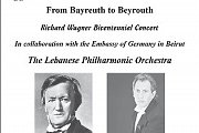 From Bayreuth to Beyrouth - Richard Wagner Bicentennial Concert with the Lebanese Philarmonique Orchestra (LPO)