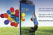 Galaxy S4 launch