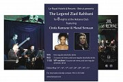 Ziad Rahbani in Concert at Le Royal Hotel