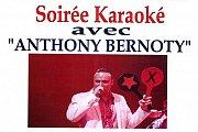 Soiree Karaoke avec Anthony Bernoty