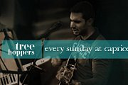 Tree Hoppers live at Caprice - Every Sunday