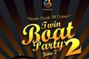 """""""From Dusk Till Dawn"""" Boat Party II - SOCIAL CLUB NDU"""