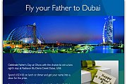 Lunch or Dine in Radisson Blu & Fly Your Father to Dubai