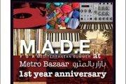 Made For at Metro Al Madina