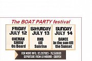 The BOAT PARTY festival