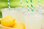 Lemonade Month at Gordon's Cafe - Le Gray