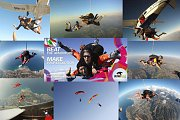 Fly Lebanon III - Skydiving Event 2013