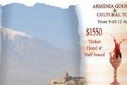 Trip to Armenia Gourmet & Cultural Tour