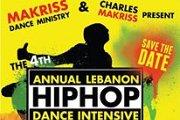 4th Lebanon Hip Hop Dance Intensive