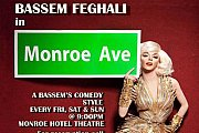 Bassem Feghali in Monroe Ave.