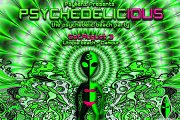 Psychedelicious - The Psychedelic Beach Party
