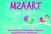 MZA'ART EXHIBITION - Festival Mzaar 2013