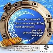 Iftar & Cruise on Yacht 42