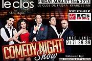 Comedy Night Show & DJ Said Mrad