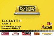 Taxi Night 11 - Fundraising Event for Kunhadi